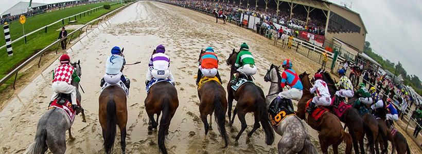 2019 Preakness Stakes: Horse racing legend Hank Goldberg