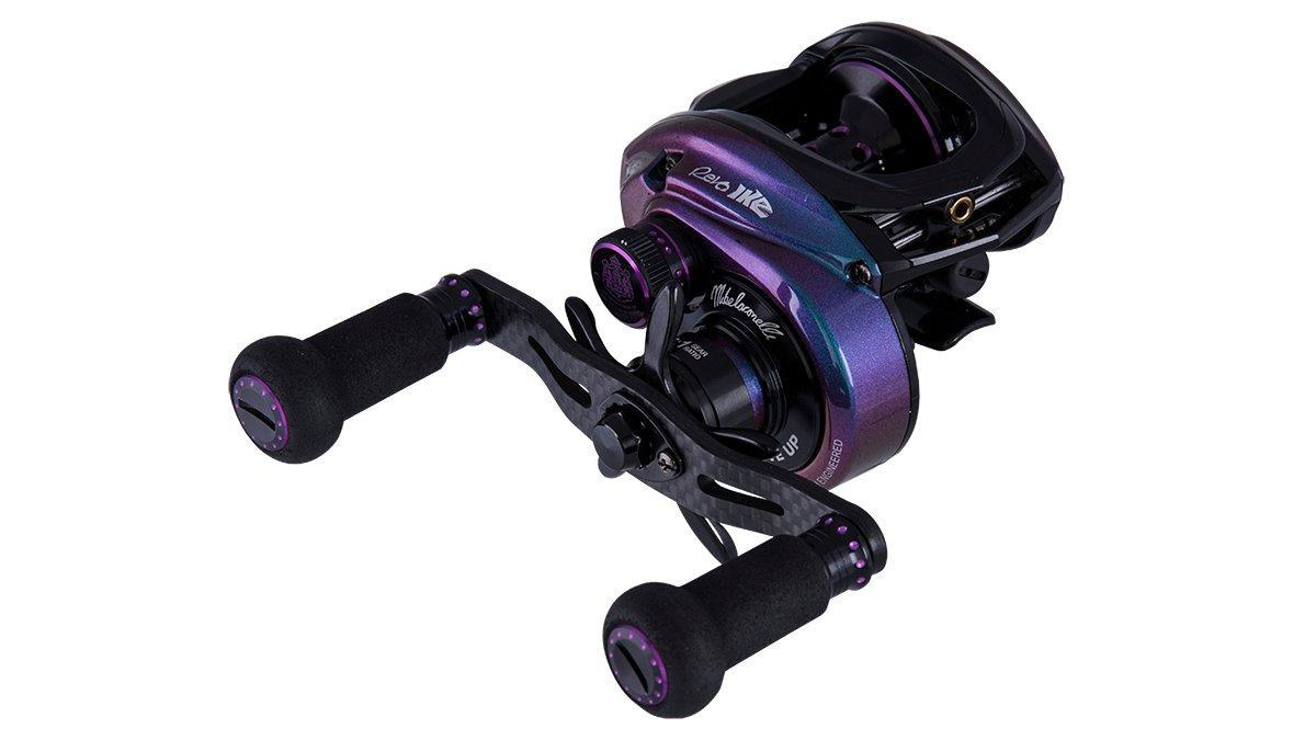 Icast 2018 New Fishing Tackle Photo Gallery Outdoor Products Square Backpack Abu Garcia Revo Ike Baitcaster