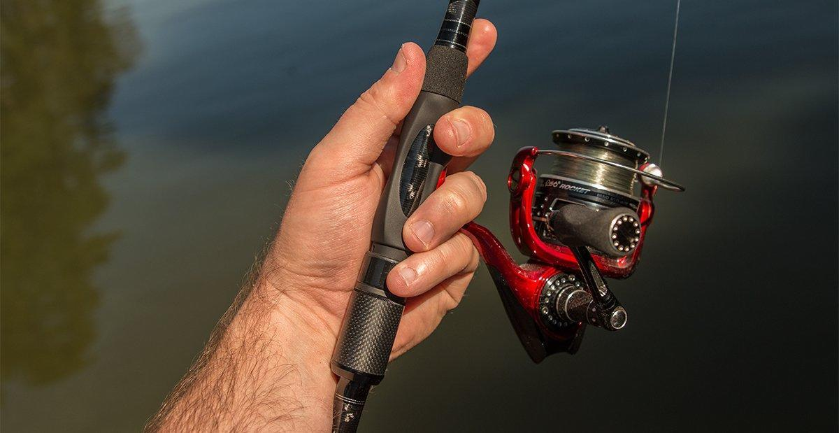 Abu Garcia Villain 2 0 Spinning Rod Review - Wired2Fish com