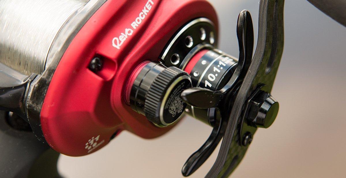 Abu Garcia Revo Rocket 10 1 1 Casting Reel Review Wired2fish Com