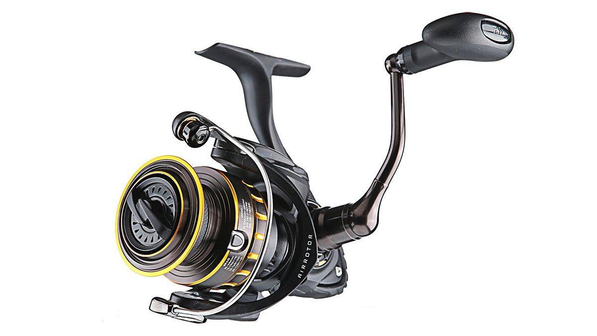 Daiwa Bg Spinning Reel Review Rel Glamour Shot