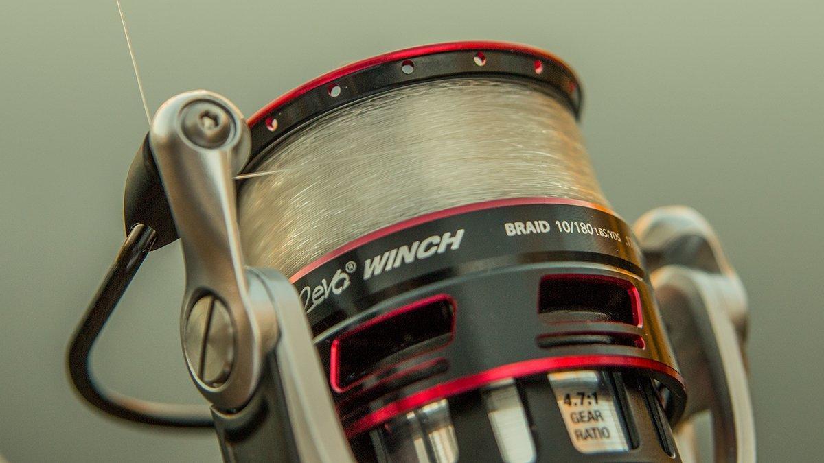 Abu Garcia REVO Winch Spinning Reel Review - Wired2Fish com