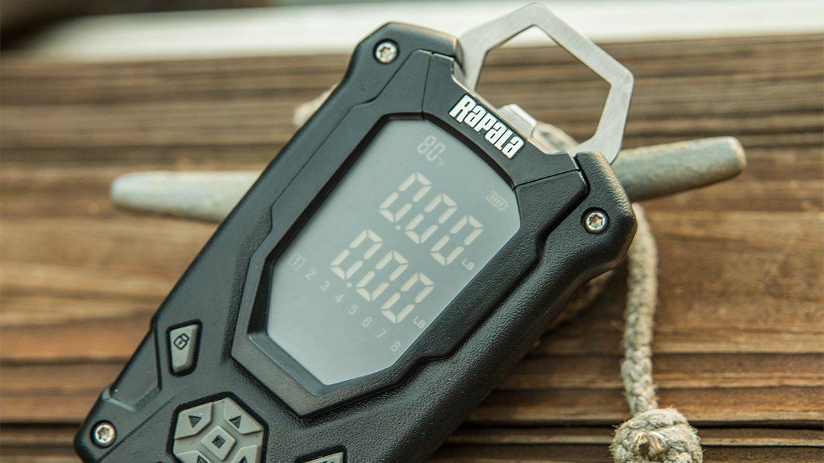Rapala High Contrast Digital Scale Review - Wired2Fish com