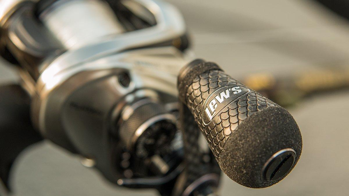 Lew's Hyper Mag Speed Spool SLP Reel Review - Wired2Fish com