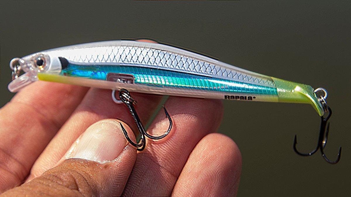 Rapala RipStop Jerkbait Review - Wired2Fish com