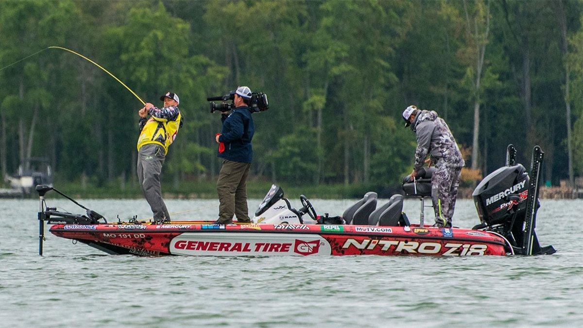 Brent ehrler major league fishing sweepstakes