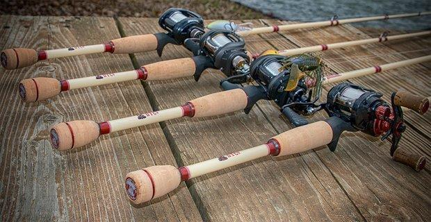 """Doomsday Tackle Company """"The 47"""" rods"""