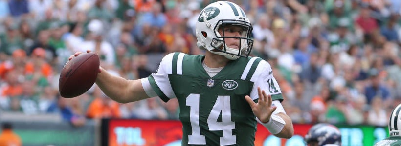 low priced b83aa a73c5 NFL Week 2: Sam Darnold ruled out with mono, shifting Browns ...