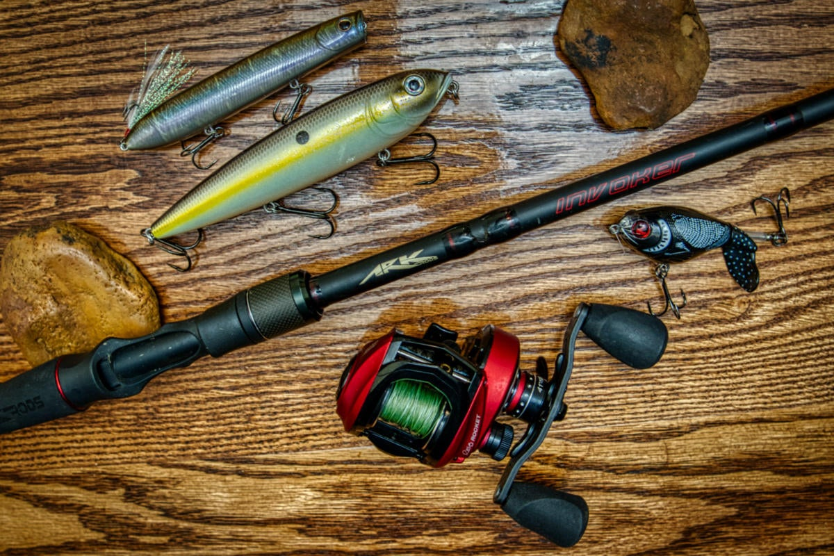 6 of My Favorite Rod and Reel Fishing Combos for 2018