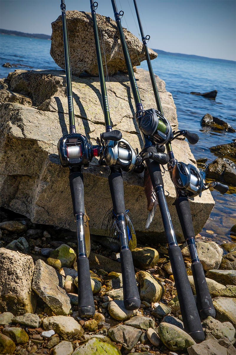Megabass 2019 Levante Rod Review - Wired2Fish com