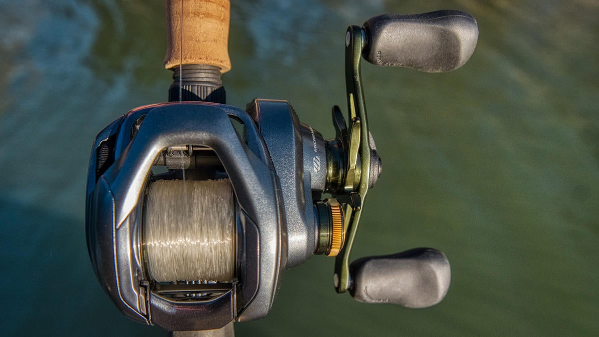 Shimano Curado DC Reel Review - Wired2Fish com