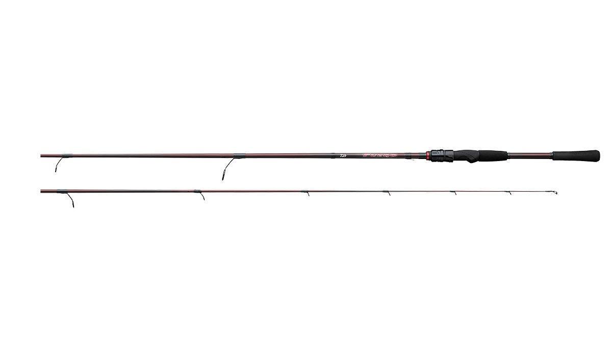 Daiwa Ninja Drop Shot Spinning Sea Fishing Rod River Lake artificial