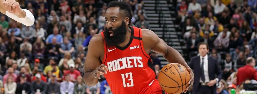 Lakers vs. Rockets line, picks: Advanced computer NBA ...