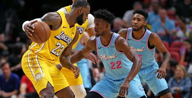 Nba Finals Heat Vs Lakers Vegas Spread Betting Odds Lebron James Has Not Been Good Finals Wager Against The Spread Sportsline Com