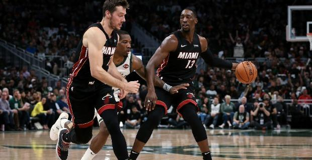 Heat Vs Lakers Nba Finals Betting Odds With Goran Dragic Bam Adebayo Doubtful For Game 2 Spread May Reach Double Digits Sportsline Com