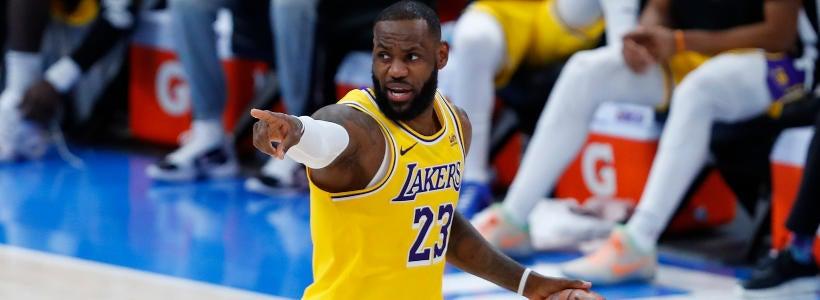 NBA DFS, 2021: Top FanDuel, DraftKings tournament picks, advice for Feb. 22 from a daily Fantasy pro - SportsLine.com - SportsLine