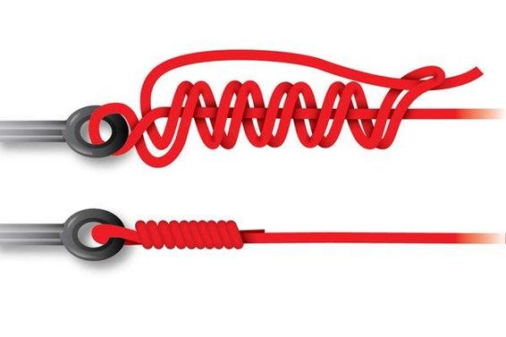How to Tie the Eugene Slip Knot - Wired2Fish com