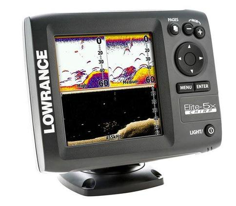 Lowrance Launches New Elite-7, Elite-5 CHIRP Serie - Wired2Fish com
