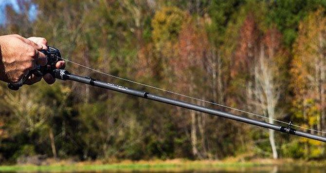 13 Fishing Omen Black Casting Rod Review - Wired2Fish com