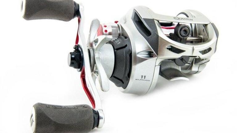 Quantum Tour Mg 100 Baitcaster Reel Review Wired2fish Com