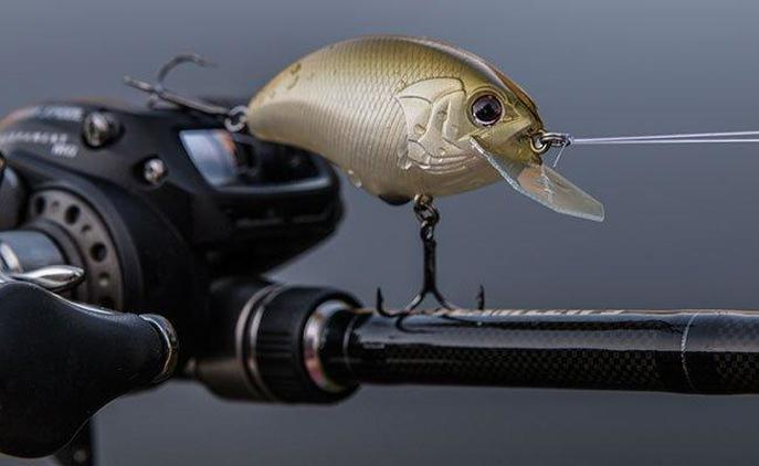 OSP Blitz Max Crankbait - Wired2Fish com