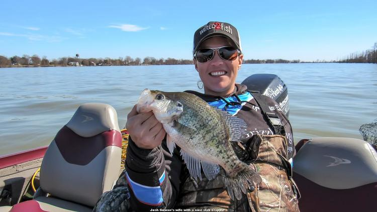The Top 10 Trophy Crappie Lakes in America - Wired2Fish com
