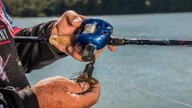 Braid vs  Fluorocarbon for Flipping, Pitching - Wired2Fish com