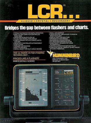 The History of Humminbird Fish Finders - Wired2Fish com
