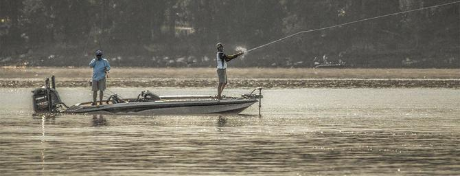 7 Rules for Locating and Patterning Fish - Wired2Fish com