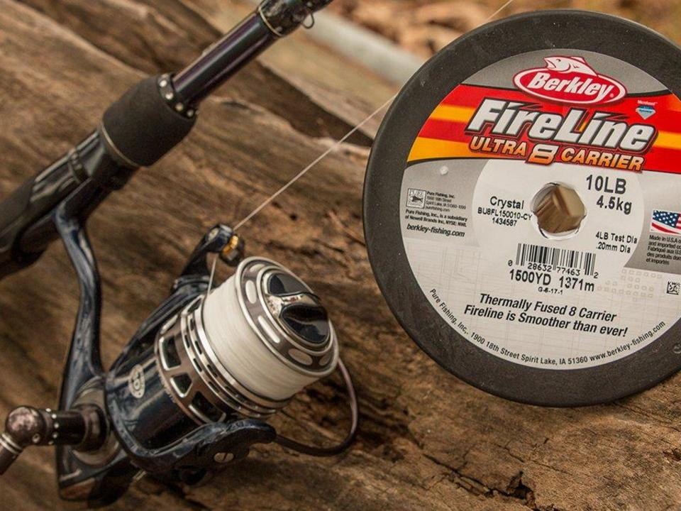 Berkley FireLine Ultra 8 Superline Review - Wired2Fish com