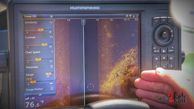 Side Imaging Settings To Find Fish Easier Wired2fish Com