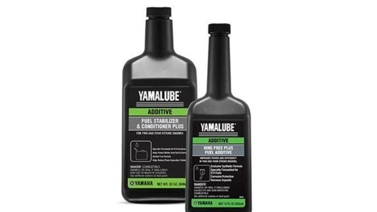 In The Shop Yamaha Ring Free Fuel Additive Wired2fish Com