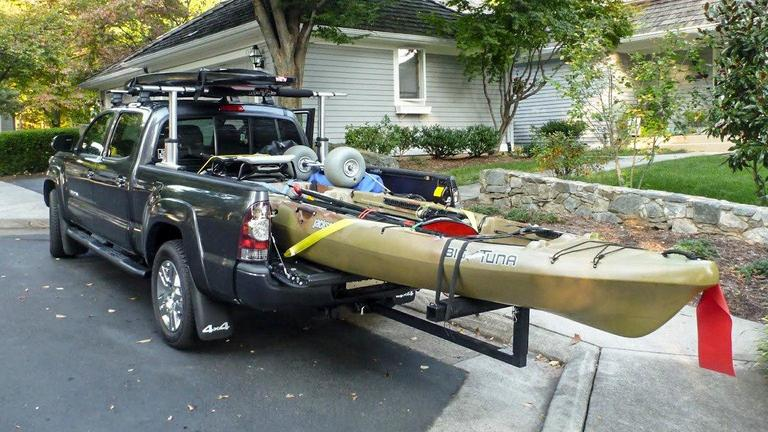 6 Options For Transporting Fishing Kayaks Wired2fish Com