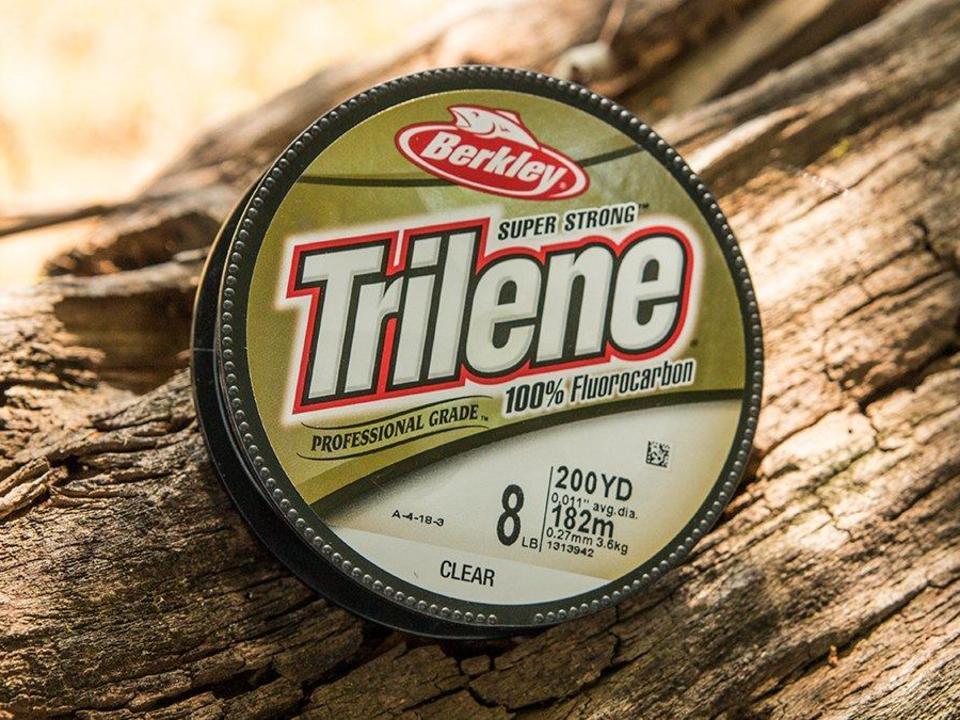 Berkley Trilene 100% Fluorocarbon Line Review - Wired2Fish com