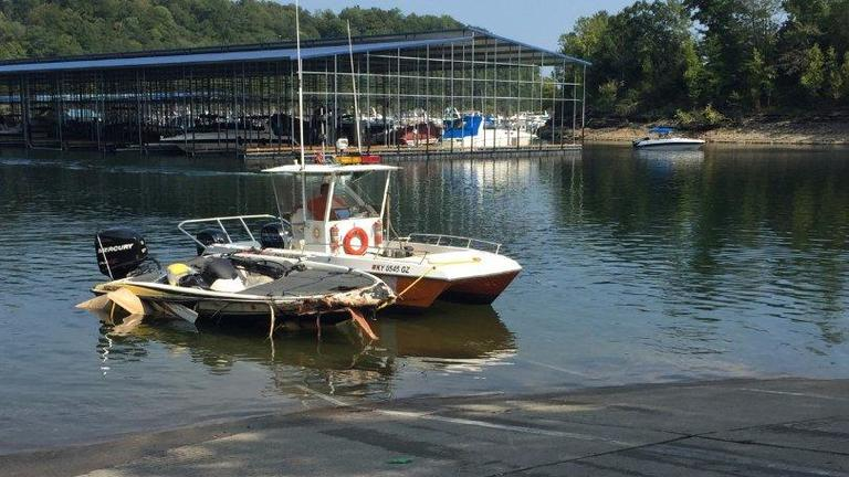 angler dies in boat crash in fishing tournament on cumberland