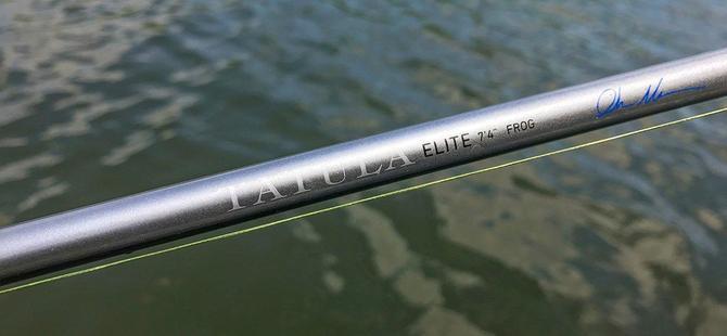 Daiwa Tatula Elite Rods Review - Wired2Fish com