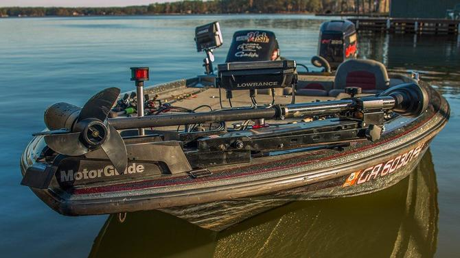MotorGuide X5 Trolling Motor Review - Wired2Fish com