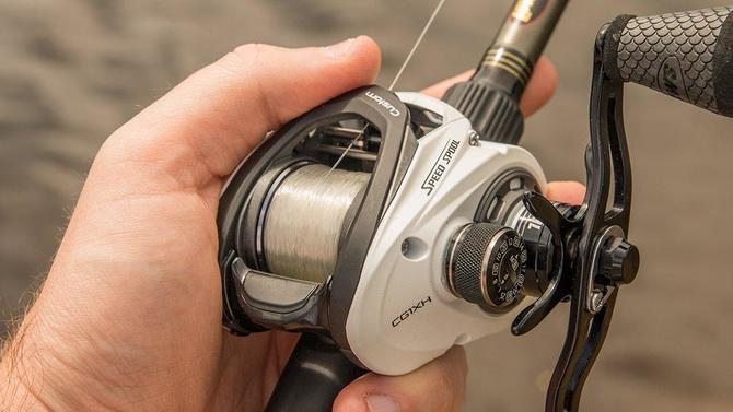 How to Spool Fishing Line on a Reel - Wired2Fish com
