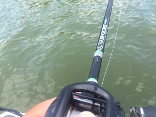 ALX IKOS Fishing Rod Review - Wired2Fish com