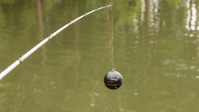 Deeper Fishfinder Review - Wired2Fish com