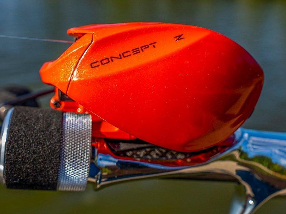 13 Fishing Concept Z Baitcaster Reel Review - Wired2Fish com