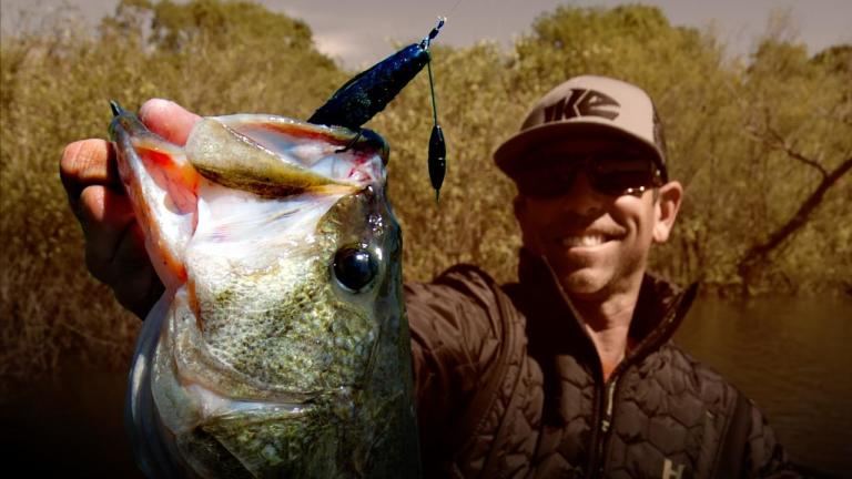 The Tokyo Rig For Bass Ike Talks Uses Wired2fish Com