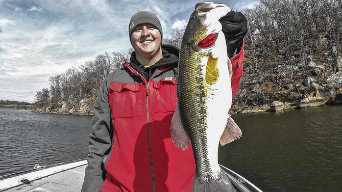 Jerkbait Lessons: Keep an Open Mind this Winter - Wired2Fish com