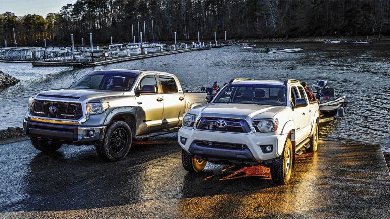 Toyota Bonus Bucks Pays College Anglers To Fish