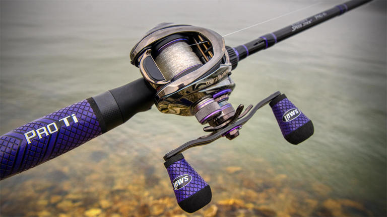 Team Lew S Pro Ti Slp Reel Review Wired2fish Com