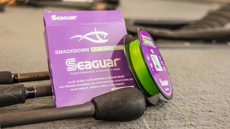Seaguar Smackdown Flash Green Braided Line Review Wired2fish Com