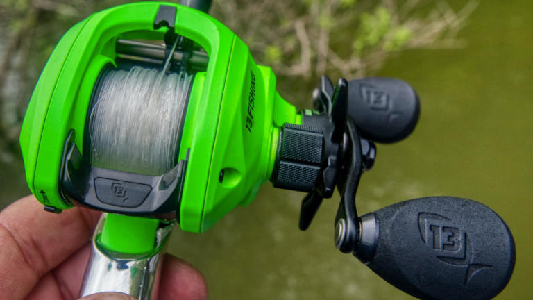 13 Fishing Inception Sport Z Review