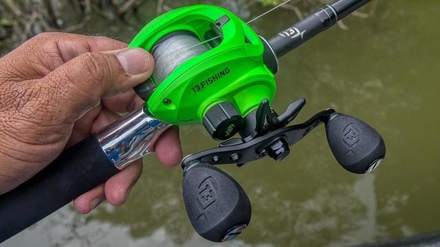 13 Fishing reel parts drag knob