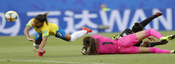 2019 Women's World Cup: Soccerbot Model Reveals Italy Vs