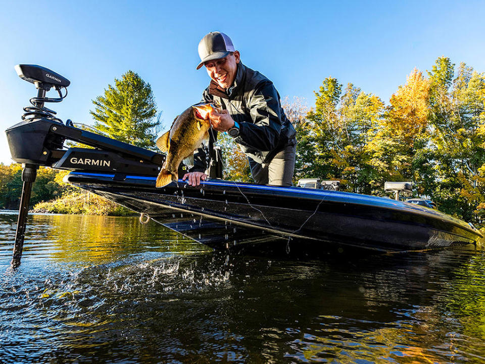 Garmin Releases New Force Trolling Motor - Wired2Fish com
